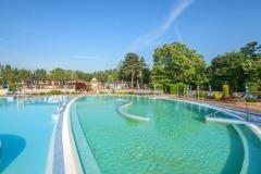 Kľudový relaxačný bazén