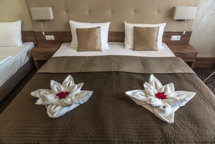 Dvojposteľová izba Comfort