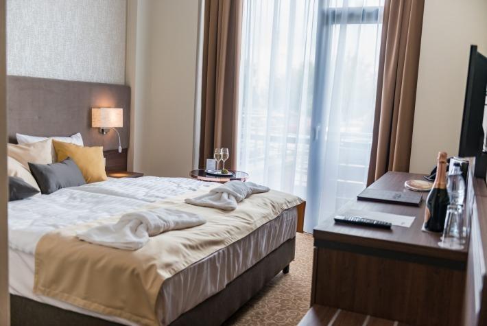 Dvojposteľová izba Standard